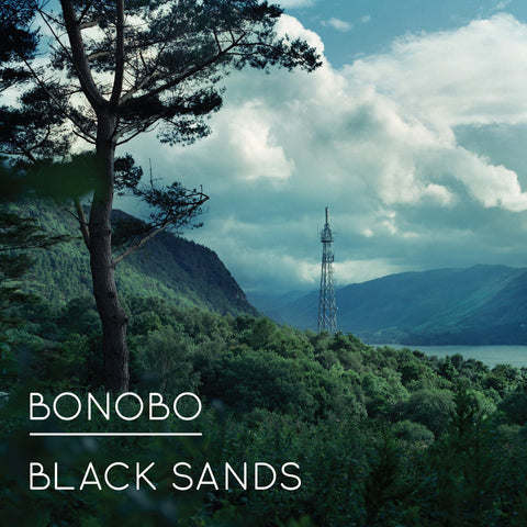 Bonobo - Black Sands (2xLP, 10th Anniversary Edition, red vinyl)