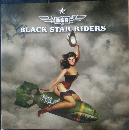 Black Star Riders - The Killer Instinct CD