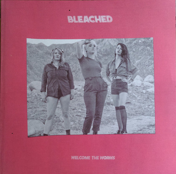 Bleached - Welcome The Worms (Black & Cream Vinyl LP)