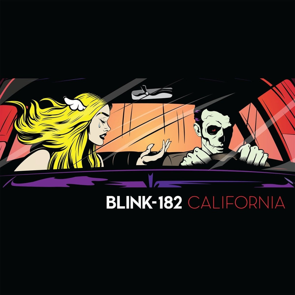 Blink-182 - California (LP)