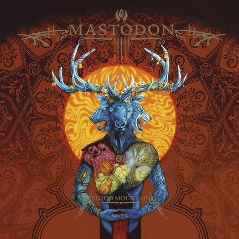 Mastodon - Blood Mountain (LP, picture disc)