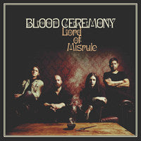 Blood Ceremony - Lord Of Misrule LP (WHITE VINYL)