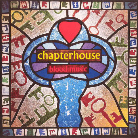 Chapterhouse - Blood Music (2xLP, transparent clear vinyl)