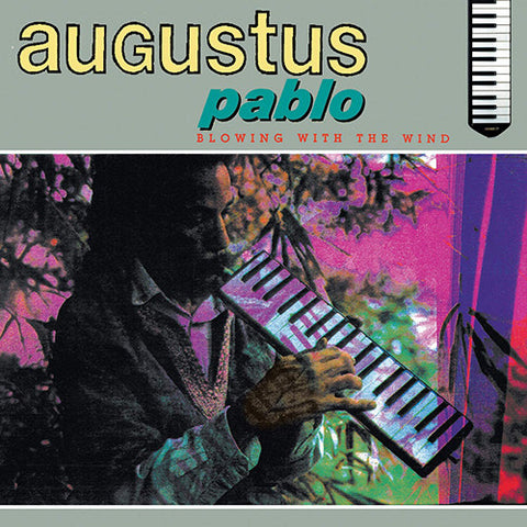 Augustus Pablo - Blowing With The Wind (LP)