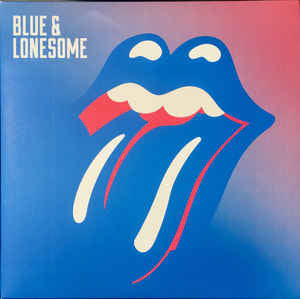 Rolling Stones, The - Blue & Lonesome 2xLP