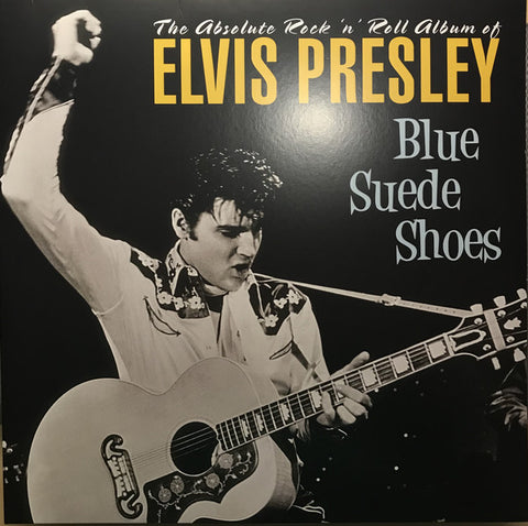 Elvis Presley - Blue Suede Shoes (2xLP)