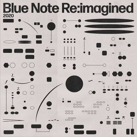 Various - Blue Note Re:Imagined 2020 (2xLP)