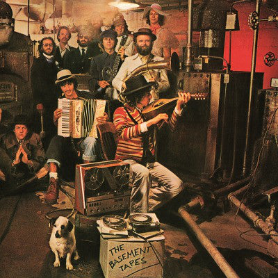 Bob Dylan & The Band - The Basement Tapes (2xLP)
