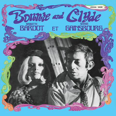 Serge Gainsbourg Et Brigitte Bardot - Bonnie And Clyde (180g LP)