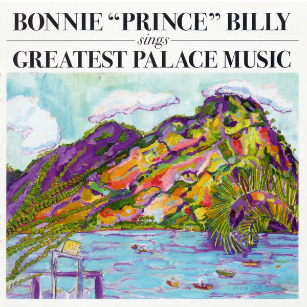 Bonnie 'Prince' Billy - Sings Greatest Palace Music (2xLP, Reissue)