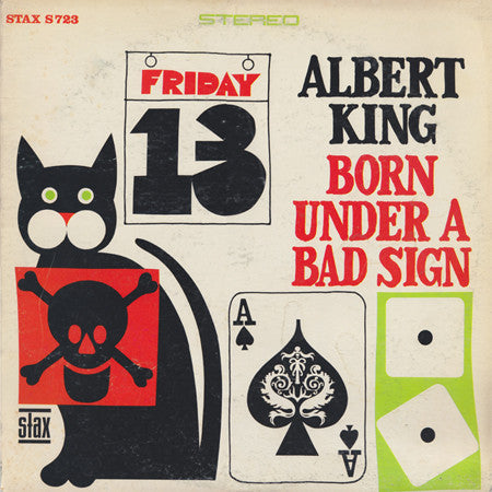 Albert King - Born Under A Bad Sign LP