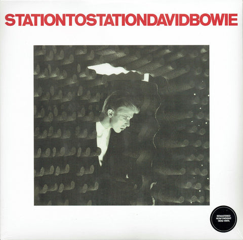 David Bowie - Station To Station (LP, red or white vinyl)