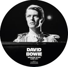 "David Bowie - Breaking Glass (7"" picture disc)"