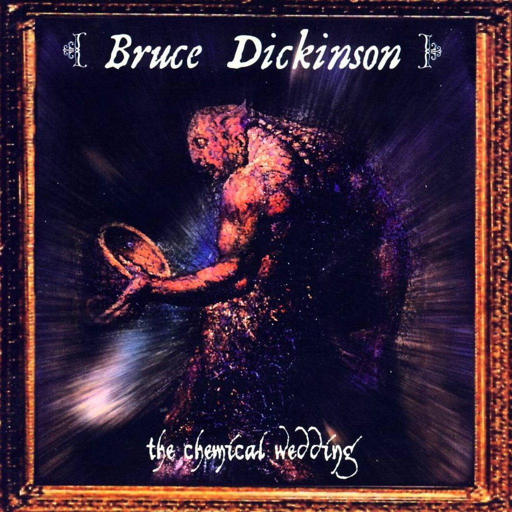 Bruce Dickinson - The Chemical Wedding  (2xLP 180gm)