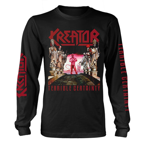 [T-shirt] Kreator - Terrible Certainty