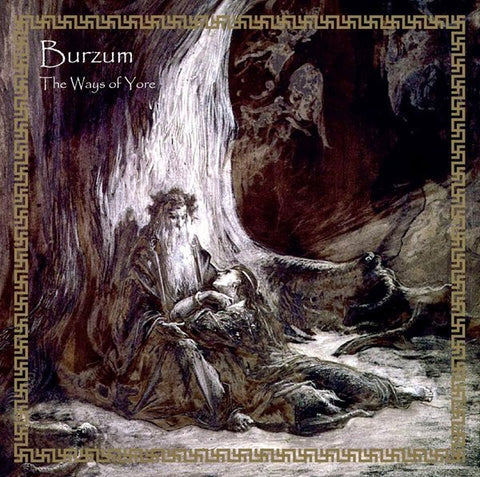 Burzum ‎– The Ways Of Yore CD