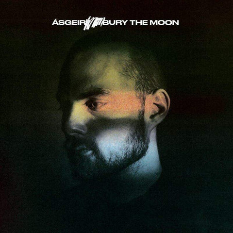 Ásgeir - Bury The Moon (LP, silver vinyl)