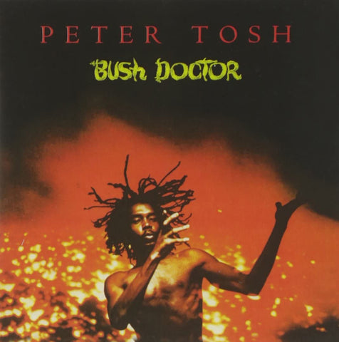 Peter Tosh - Bush Doctor (LP, translucent red vinyl)