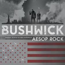 Aesop Rock - Bushwick: Original Motion Picture Soundtrack (LP, blue marble)