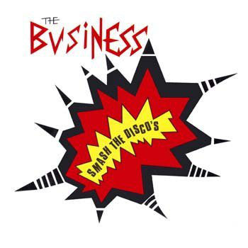 Business, The - Smash The Disco's (Maroon Vinyl LP)