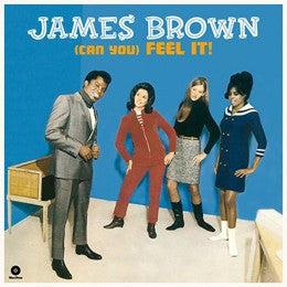 James Brown - (Can You) Feel It! (180g LP)