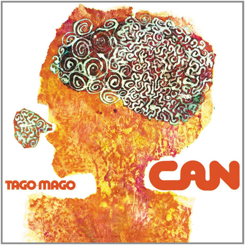 Can - Tago Mago (2xLP, Orange vinyl)
