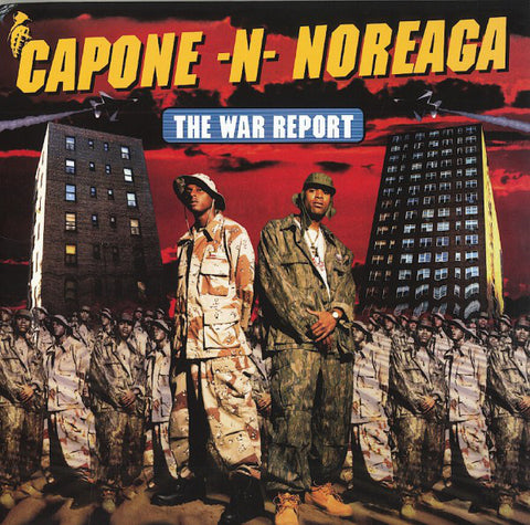Capone -N- Noreaga - The War Report (2xLP)