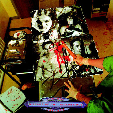 Carcass - Necrotism - Descanting The Insalubrious (LP)