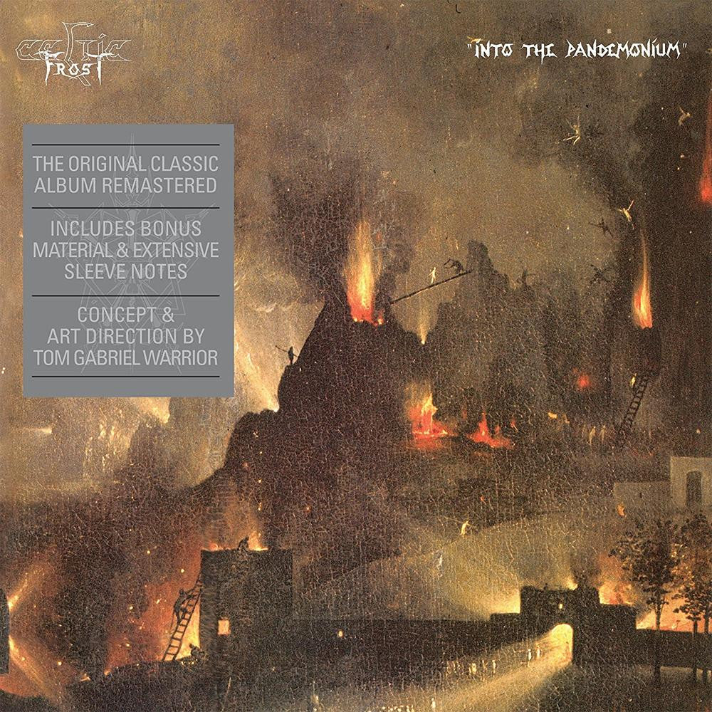 Celtic Frost - Into The Pandemonium (2xLP)