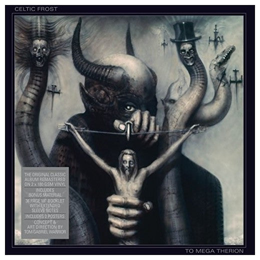 Celtic Frost - To Mega Therion (2xLP)