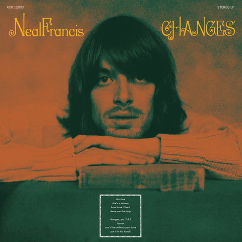 Neal Francis - Changes (LP, gold vinyl)