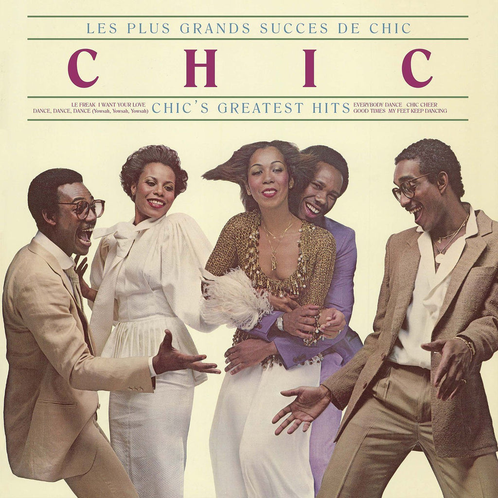 Chic - Les Plus Grande Succes De Chic (Greatest Hits) (LP)
