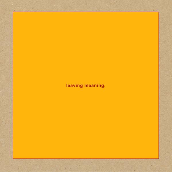 Swans - Leaving Meaning (2xLP, Chipboard Sleeve + Download)