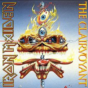 Iron Maiden - The Clairvoyant 7""