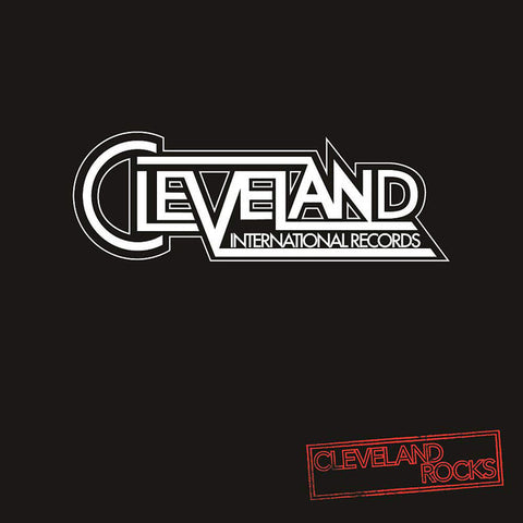 Various - Cleveland Rocks (LP)