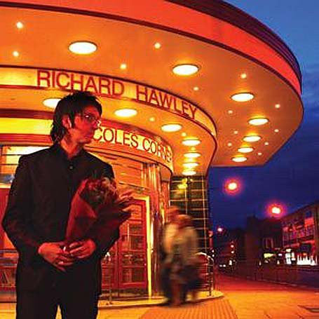 Richard Hawley - Coles Corner (LP, transparent amber vinyl)