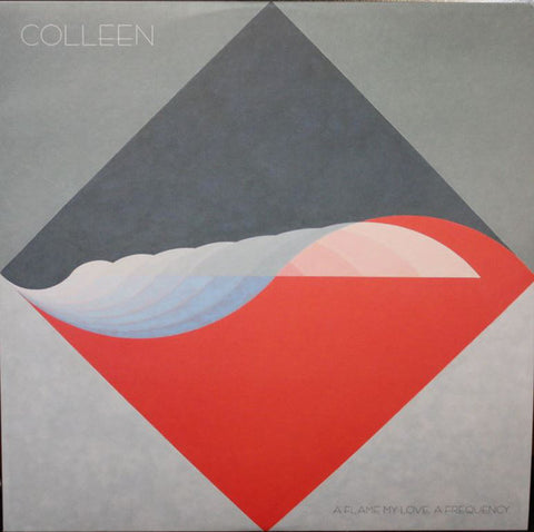 Colleen ‎– A Flame My Love, A Frequency (LP)