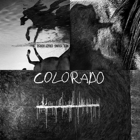 "Neil Young With Crazy Horse - Colorado (2xLP+7"")"