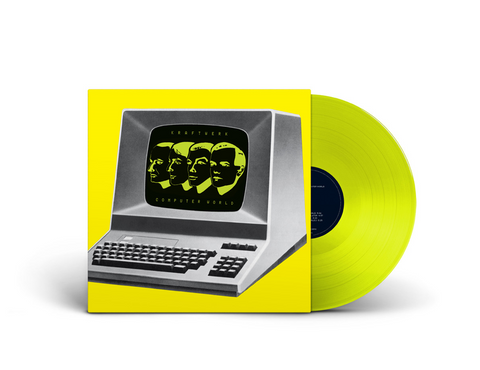 Kraftwerk - Computer World (LP, neon yellow vinyl)