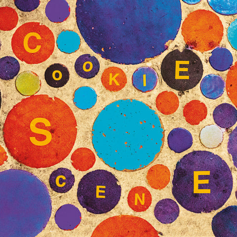 "The Go! Team - Cookie Scene (7"", yellow vinyl)"