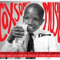 Various Artists - Coxsone's Music 2 - The Sound Of Young Jamaica