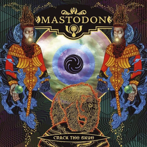 Mastodon - Crack The Skye (LP, picture disc)