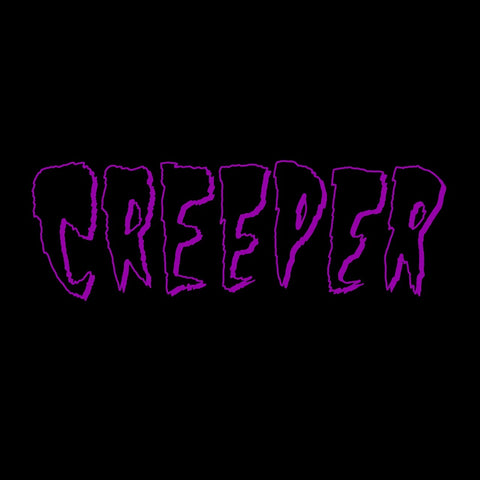 "Creeper - s/t (12"", glow in the dark vinyl)"