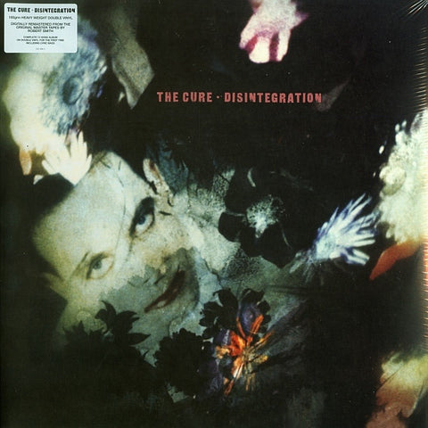 Cure, The - Disintegration (2xLP, 180gm)