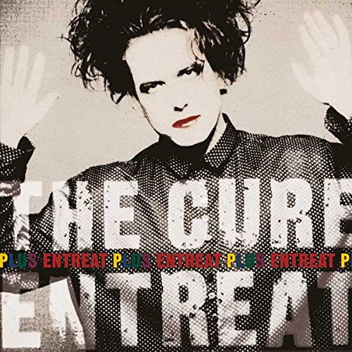 Cure, The - Entreat Plus (2xLP, 2016 Reissue)