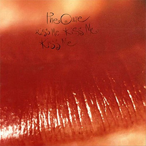 Cure, The - Kiss Me, Kiss Me, Kiss Me (2xLP, 2016 Reissue)