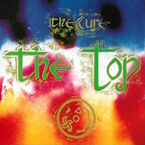 Cure, The - The Top (LP, 2016 Reissue)