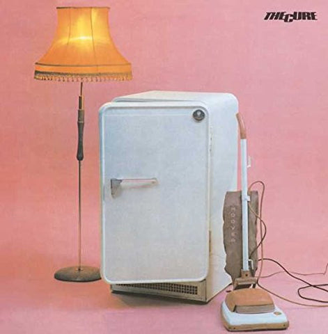 Cure, The - Three Imaginary Boys (LP, 2016 Reissue)
