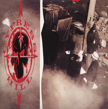 Cypress Hill ‎- Cypress Hill (LP, 180gm)