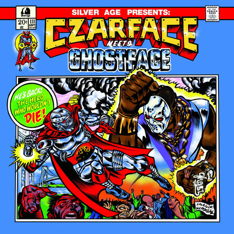 Czarface & Ghostface Killah - Czarface Meets Ghostface (LP)